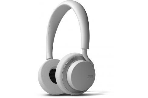 Jays u-JAYS iOS White/Silver Auriculares con micrófono