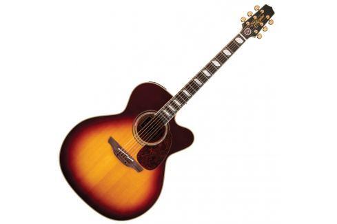 Takamine EF250TK Toby Keith Signature Guitarras electro-acústicas de signatura