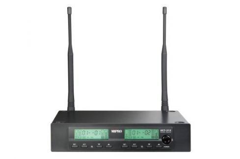 MiPro ACT-312B Dual-Channel Diversity Receiver Componentes individuales de sistemas inalábricos