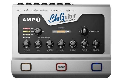 BluGuitar AMP1 Cabezales híbridos