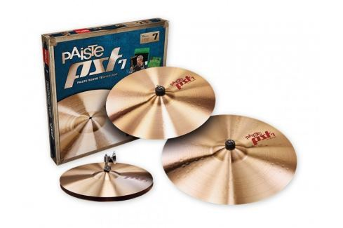 Paiste PST7 Heavy/Rock Set 141820 Conjuntos de platos