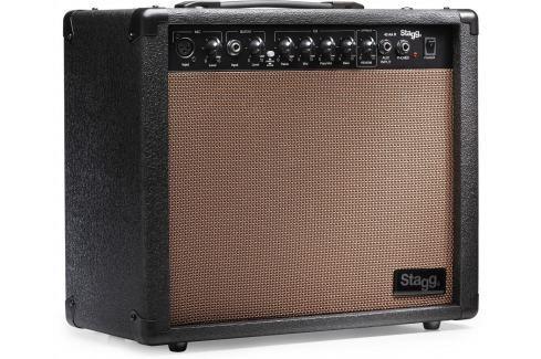 Stagg 40AA Combos para guitarra semicaja