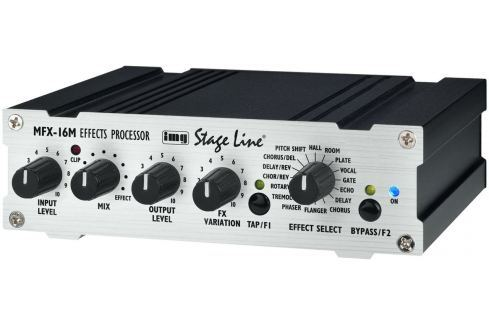 IMG Stage Line MFX-16M Procesadores múltiples, Reverb, Delay