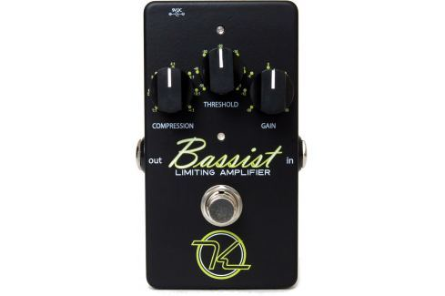 Keeley Bassist Compressor Compresores / Sustainer