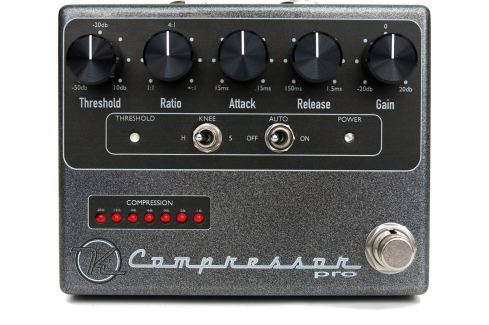 Keeley Compressor Pro Compresores / Sustainer
