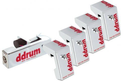 DDRUM Chrome Elite Trigger Pack Trigger