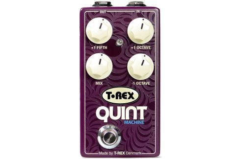 T-Rex Quint Machine Harmonizer / Pitch Shifter