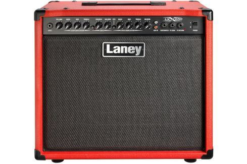 Laney LX65R Red Combos a transistores