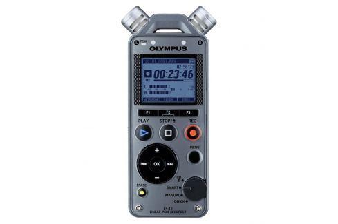 Olympus LS-12 Linear PCM Recorder Grabadores digitales portables