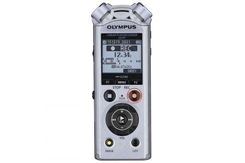 Olympus LS-P1 Linear PCM Recorder Grabadores digitales portables
