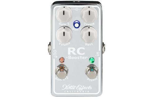 Xotic RC Booster V2 Overdrive / Distorsión / Fuzz / Booster