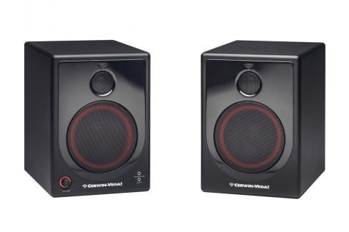 Cerwin Vega XD5 Monitores activos de grabación