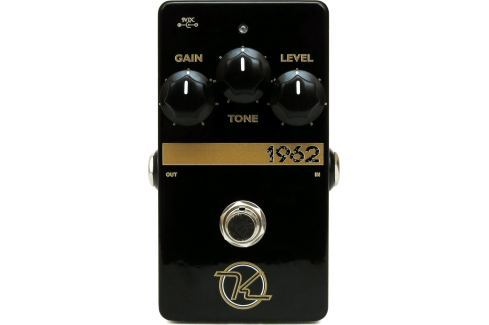 Keeley 1962 British Overdrive Overdrive / Distorsión / Fuzz / Booster