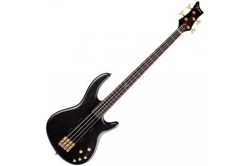 Dean Guitars Edge Pro - Trans Black Bajos Modern Bass de 4 cuerdas