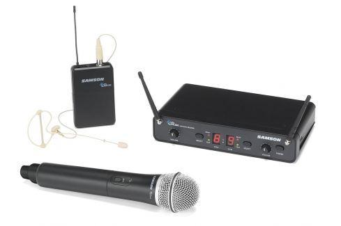 Samson Concert 288 Pro Combo Sistemas inalábricos-Combi