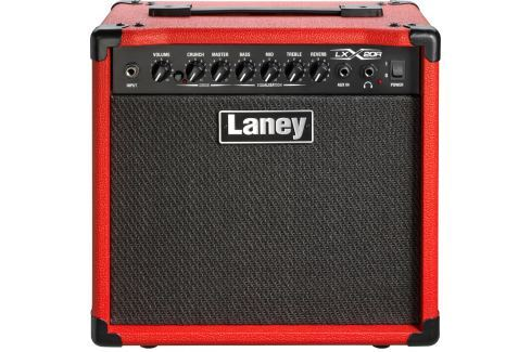 Laney LX20R Red Combos a transistores