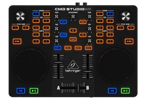 Behringer DJ CONTROLLER CMD STUDIO 2A Controladores DJ y software