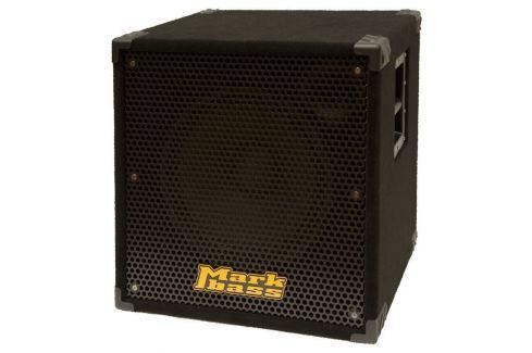 Markbass STANDARD 151HR BLACK Bafles de bajo 1x altavoz