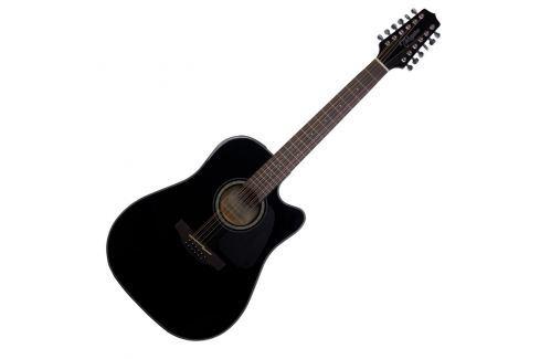Takamine GD30CE-12BLK Guitarras electro-acústicas de 12 cuerdas