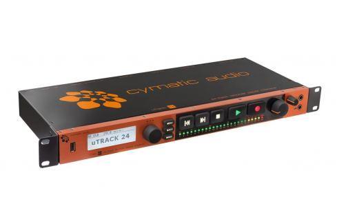 Cymatic Audio uTrack24 Grabadores digitales de pistas