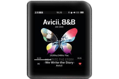 Shanling M1 Black Lectores portables-Pocket