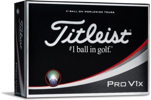 Titleist Pro V1X 4 Doz Pelotas de golf nuevas
