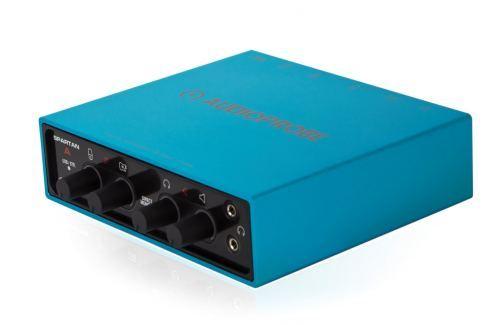 Audio Probe SPARTAN A Sky Blue USB audio interfaces