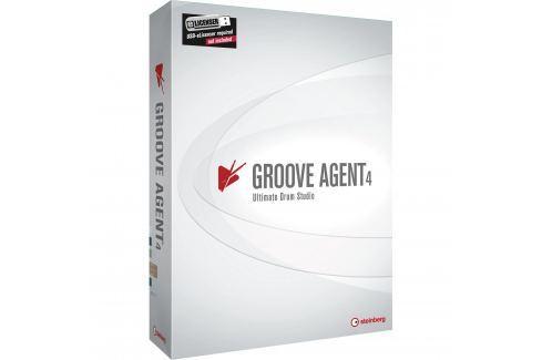 Steinberg Groove Agent 4 Instrumentos VST
