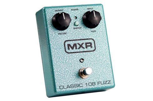 MXR M173 Classic M108 Fuzz Overdrive / Distorsión / Fuzz / Booster