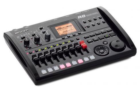 Zoom R8 Recorder Grabadores digitales de pistas
