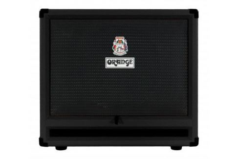 Orange OBC212 Isobaric Bass Guitar Speaker Cabinet Black Bafles de bajo 2x altavoz