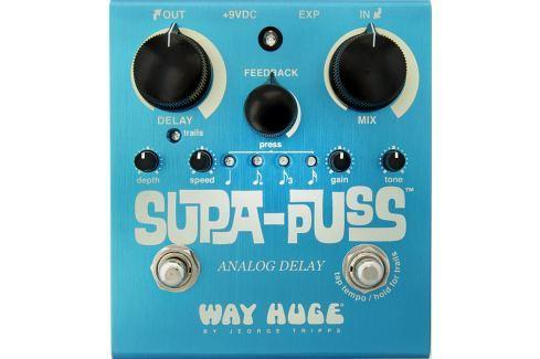 Way Huge WHE707 Supa-Puss Analog Delay Delays / Reverberación