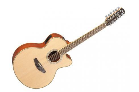 Yamaha CPX700-12II NT Guitarras electro-acústicas de 12 cuerdas