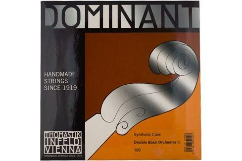 Thomastik 196 Dominant Double Bass 3/4 Cuerdas para contrabajos