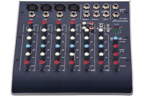 Studiomaster C2S-4 USB Mesas de mezcla hasta 10 canales