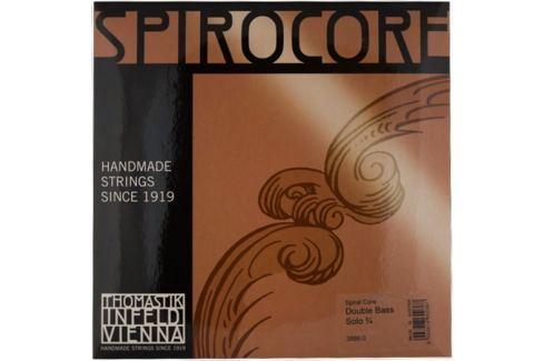Thomastik 3886-0 Solo Spirocore Double Bass 3/4 Cuerdas para contrabajos