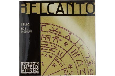 Thomastik BC31 Belcanto Cello 4/4 Cuerdas para violonchelos