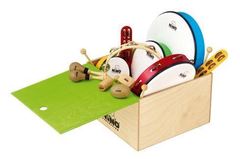 Nino NINOSET012-WB Conjuntos de percusión y percusión para niños