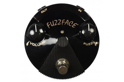 Dunlop FFM4 Joe Bonamassa Fuzz Face Mini Overdrive / Distorsión / Fuzz / Booster