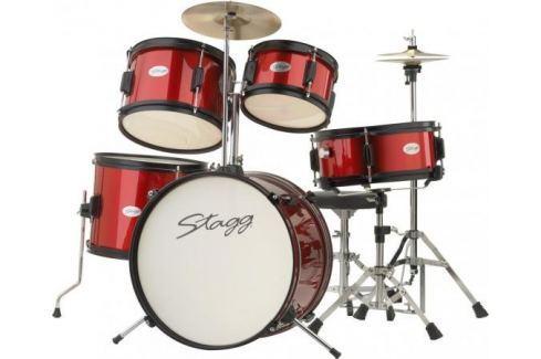 Stagg TIM JR 5/16 RD Otros conjuntos de batería acústica