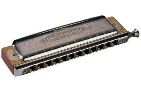 Hohner Super Chromonica 48/270 A Armónicas cromáticas