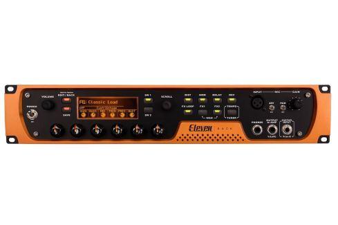 AVID Eleven Rack s Pro Tools 10 USB audio interfaces
