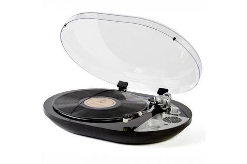 GPO Retro PR 50 Black Gloss (B-Stock) #909075 Tocadiscos