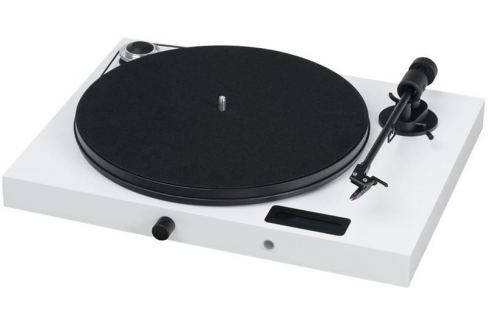 Pro-Ject JukeBox E + OM5E White Tocadiscos