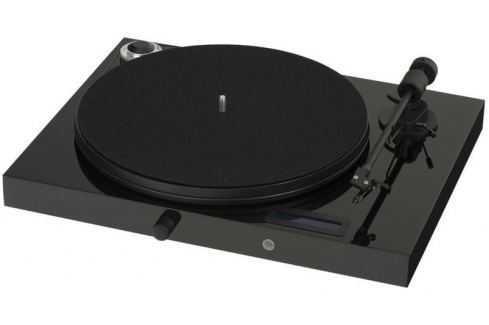 Pro-Ject JukeBox E + OM5E Black Tocadiscos