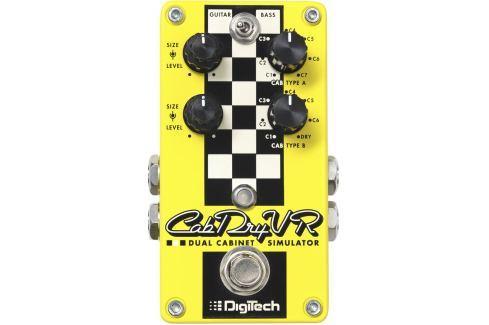 Digitech CabDryVR Otros efectos para guitarra