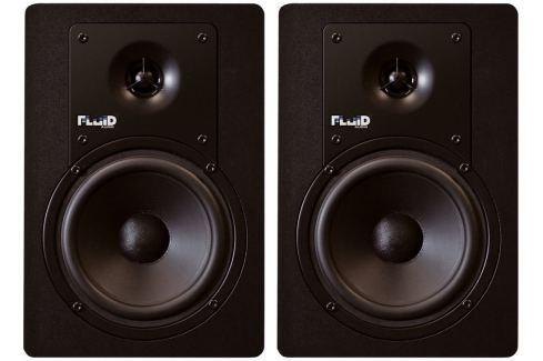 Fluid Audio C5 Black Monitores activos de grabación