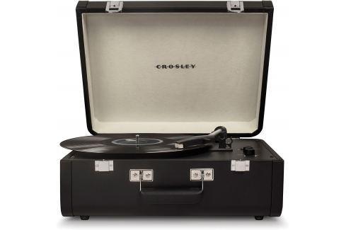 Crosley Portfolio Black (B-Stock) #909924 Tocadiscos