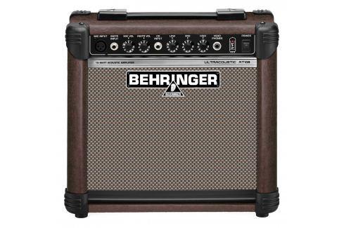 Behringer AT 108 ULTRACOUSTIC Combos para guitarra semicaja