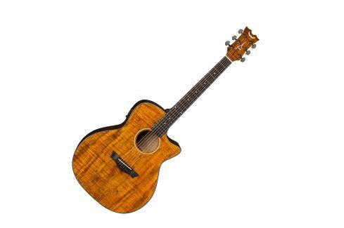 Dean Guitars AXS Exotic Cutaway A/E - Spalt Guitarras electro-acústicas de 6 cuerdas